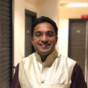 Vishal Ramaswamy, community lead, TechStars.