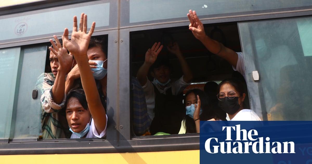 'People were going crazy': Myanmar detainees recount military's cruelty
