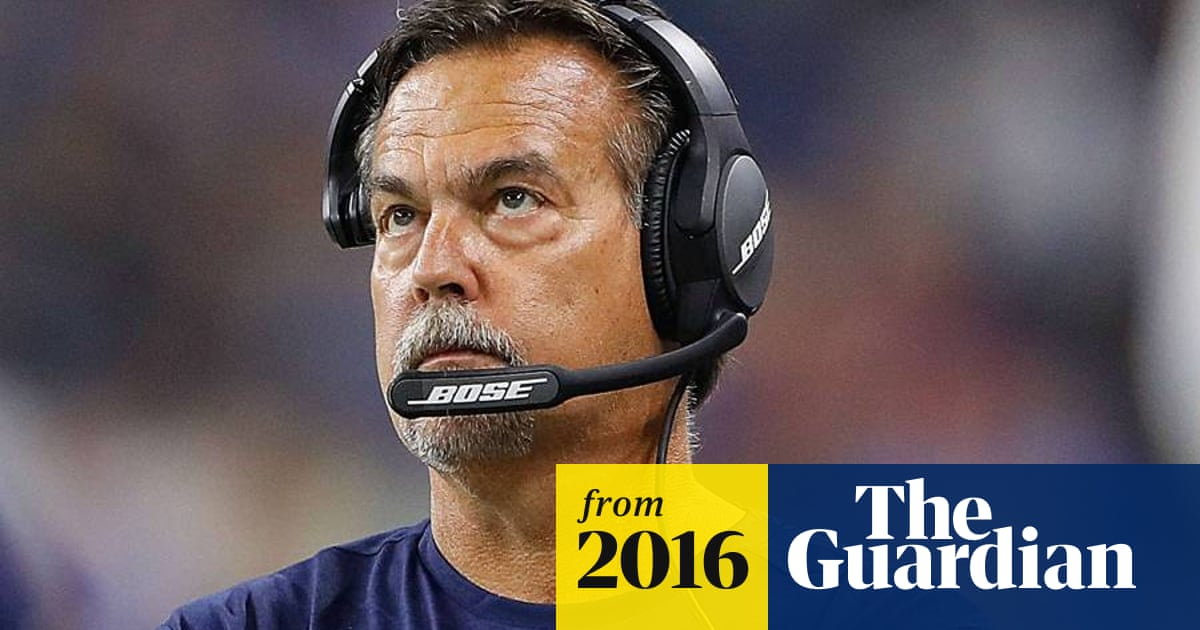 La Rams Give Jeff Fisher New Deal Despite Losing Record As Head Coach Los Angeles Rams The Guardian