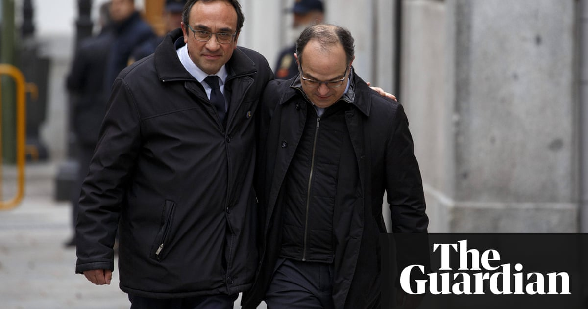 Spanish court remands Catalan presidential candidate in custody