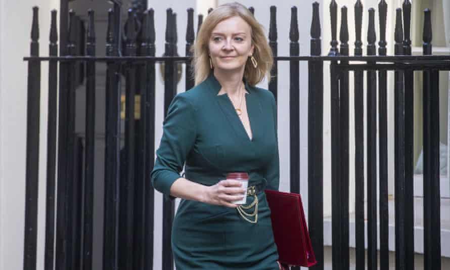 Liz Truss, the new foreign secretary