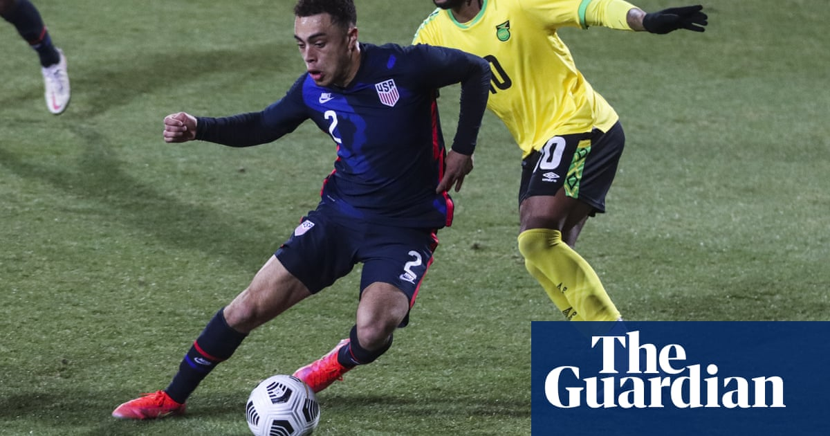 Sergiño Dest opens USA account with flair in 4-1 friendly win over Jamaica