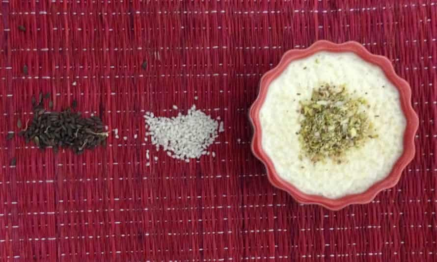 Kalajira rice makes for a sumptuous, aromatic rice pudding.