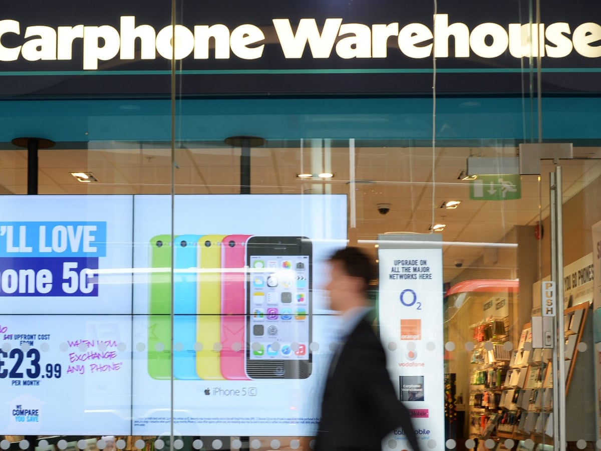 Q A What If I Have Been Hit By The Carphone Warehouse Data Breach Scams The Guardian