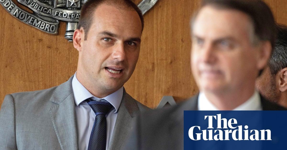 Diplomats 'perplexed' Bolsonaro wants to appoint his son ambassador to US