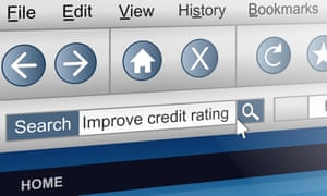 Key step: check all the main credit reference agencies before applying for a new loan.