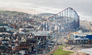 Blackpool has benefited from the NHS incentives since 2016, with other coastal towns such as Great Yarmouth receiving recruits this year.