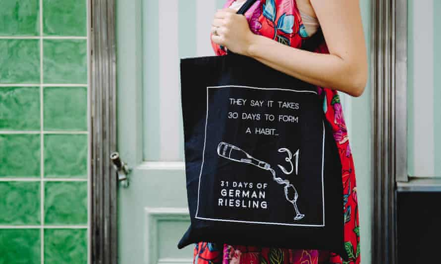Get the Riesling habit at July's 31 Days of German Riesling campaign throughout the UK.