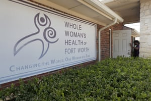 The Whole Woman's Health sued Texas to continue providing abortions. 'Women are sobbing on the phone, begging,' said the CEO.