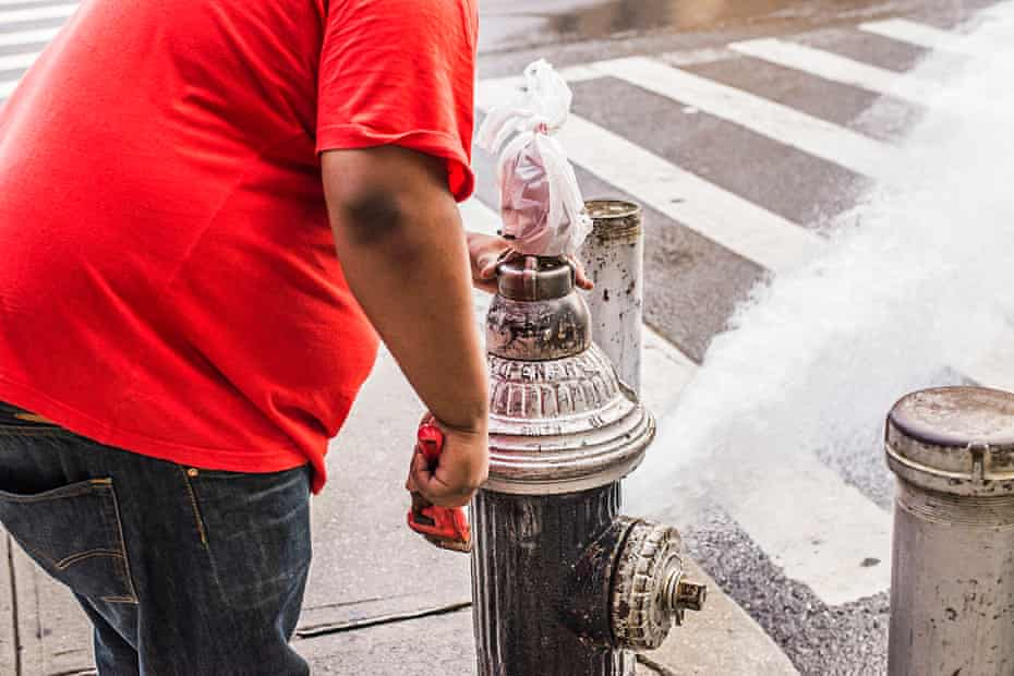 fire hydrants story