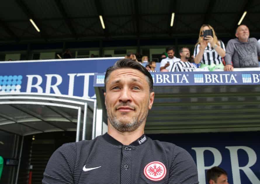 Eintracht Frankfurt head coach Niko Kovac will hope his new recruits can hit the ground running this season
