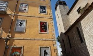Museum of Cinema, Girona, Catalonia