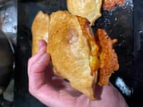 Pilar Hernandez's empanadas for Felicity Cloake's perfect empanadas June 12 2021