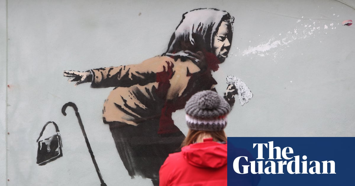 A rollercoaster year for Banksy as sales soar and activism increases