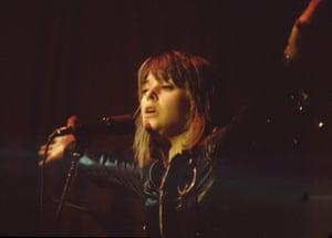 Suzi Quatro in 1974.