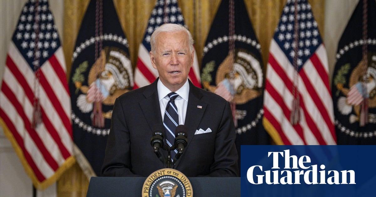 Biden says US troops may stay in Afghanistan beyond 31 August deadline