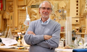 Renzo Piano in his workshop in Paris. The architect says Italy must strengthen laws on making structures earthquake resistant.