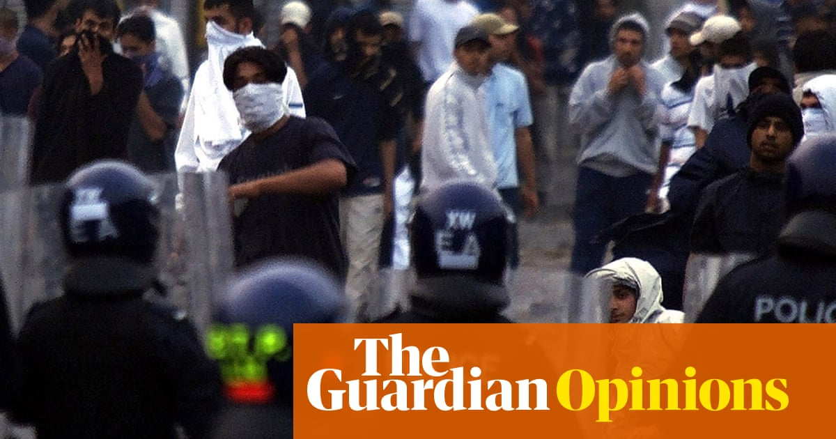 How the 2001 northern riots boosted the far right – and reshaped British politics