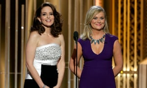 Tina Fey and Amy Poehler host the 72nd Golden Globes
