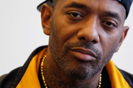 "Mobb Deep's Prodigy poses for a photo, Thursday, Oct. 13, 2016, in New York. The Queens rapper, half the '90s hardcore duo with Havoc, has written a book with journalist Kathy Iandoli called ""commissary kitchen: my infamous prison cookbook."" (AP Photo/Mark Lennihan)"