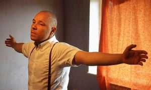 'He wasn't some far-out neo-Nazi' … Graham as skinhead Combo in This Is England.