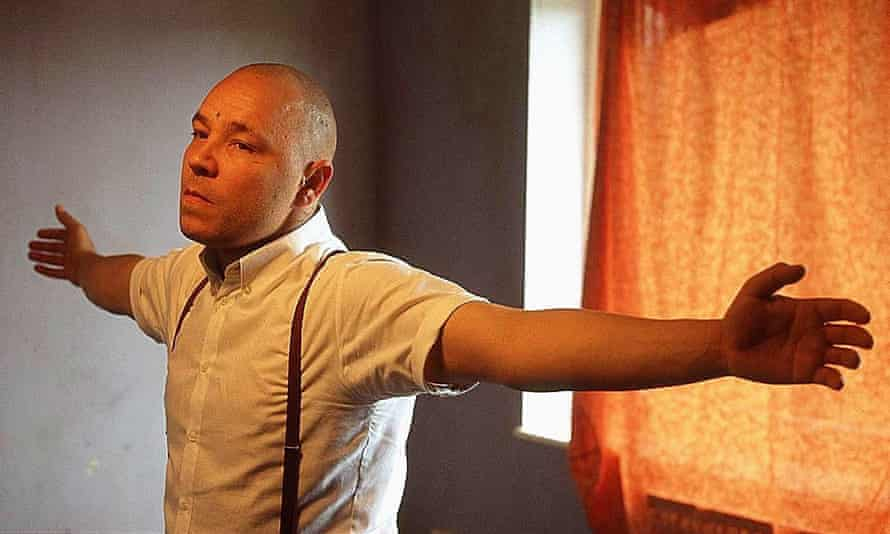 Stephen Graham as Combo in This Is England (2006).