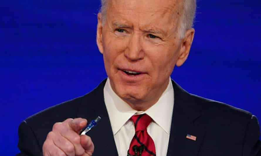 Liberal grassroots activists have clashed with centrists and party leaders over the allegations against Biden.