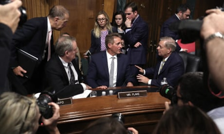 Why are Republicans ramming Brett Kavanaugh on to the supreme court