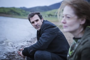 Paul Shneider and Miranda Otto in Simon Stone's The Daughter.