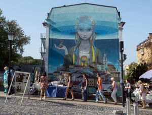 Street art Ukraine