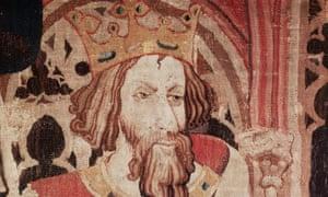 King ArthurDecorative art depicting King Arthur