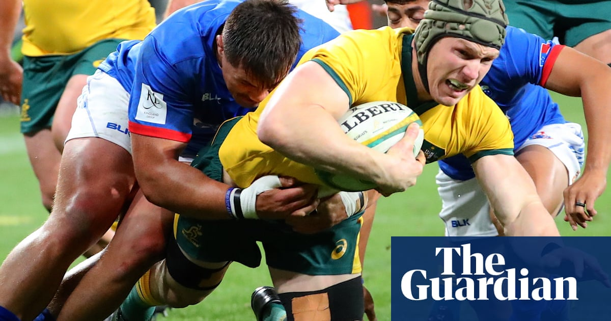 Wallabies ease past Samoa in Rugby World Cup warm-up