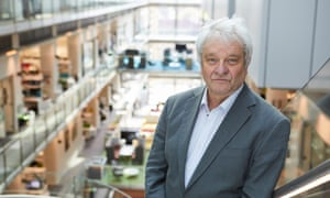 Paul Nurse at director of the Francis Crick institute: 'Colleagues abroad think the UK has lost its senses.'