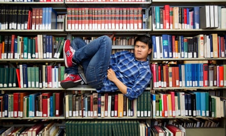 Fresh and funny … Ronny Chieng: International Student.