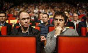 Chris Froome and Geraint Thomas react to the unveiling of the 2019 Tour de France route.