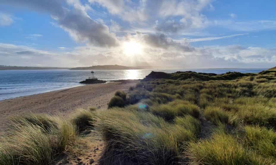 Crow Point north Devon