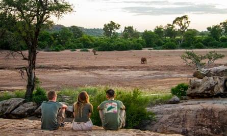 EcoTraining Wilderness Trails Skills course