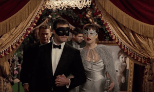 Second whack … Fifty Shades Darker