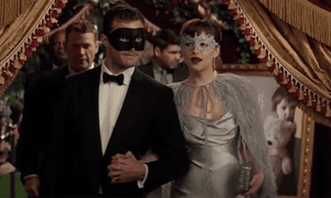 Almost like you're there … Fifty Shades Darker