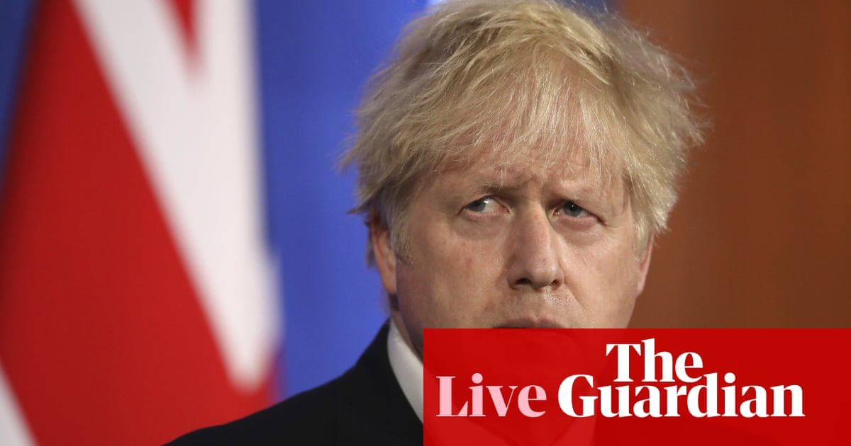 Queen's speech: Tories keeping many manifesto pledges, but struggling to fulfil key ones, says thinktank – politics live