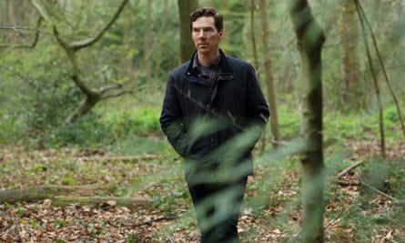 The worst news in the world ... Benedict Cumberbatch in The Child in Time.