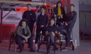 Yelnur Toleukhan, Gera Rymbala, Damir Mukhametov, Mariya El, Nazira Kassenova and Dariya Orazbayeva.