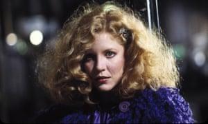 Nancy Allen as Liz Blake in Dressed to Kill.