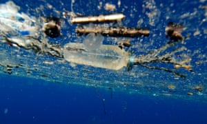 Dead end: it is estimated that by 2050 there will be more plastic in the sea than fish.