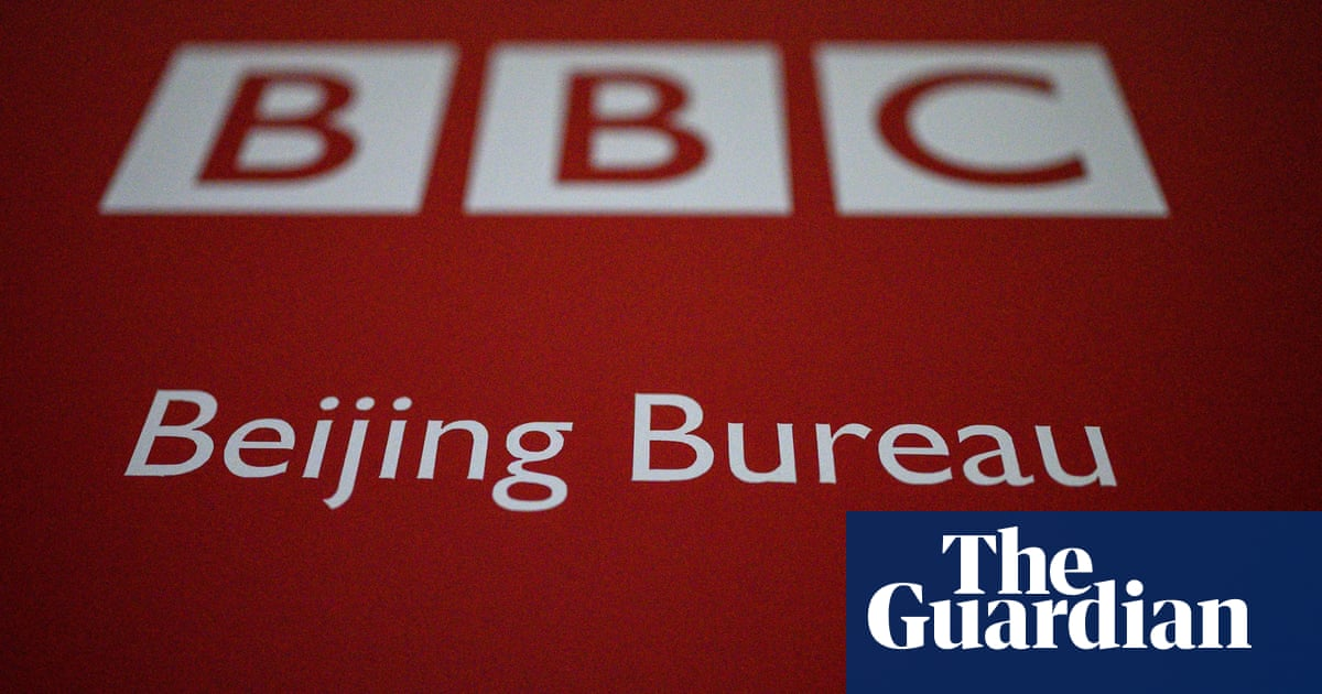 Chinas Communist party ran campaign to discredit BBC, thinktank finds