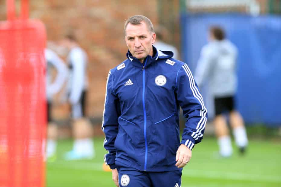 Brendan Rodgers takes his third-place Leicester side to Anfield after an impressive start to the season.