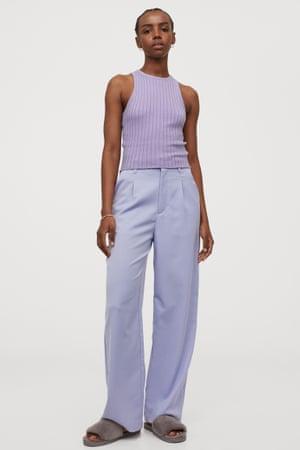 Lilac, £14.99, hm.com