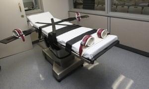 Oklahoma death chamber