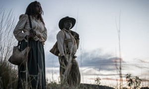 Sweet Country: 'A stark, shocking movie, superbly shot by Thornton who is both cinematographer and director'.