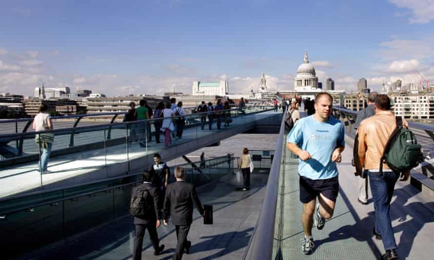 Running in London … who's boss?